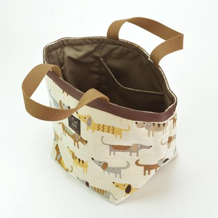 シァンコンビネーションバッグ