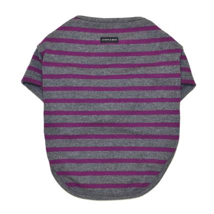 グレープボーダーTシャツ