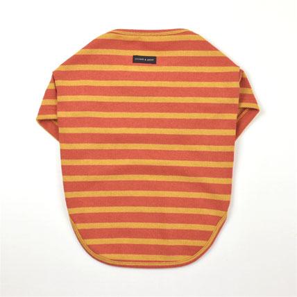 プレーンボーダーTシャツ